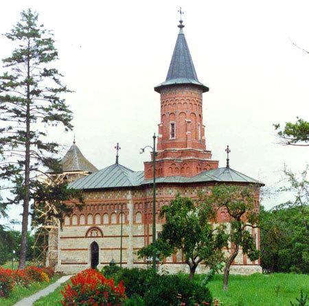 Manastirea Sfantul Nicolae Domnesc - Popauti