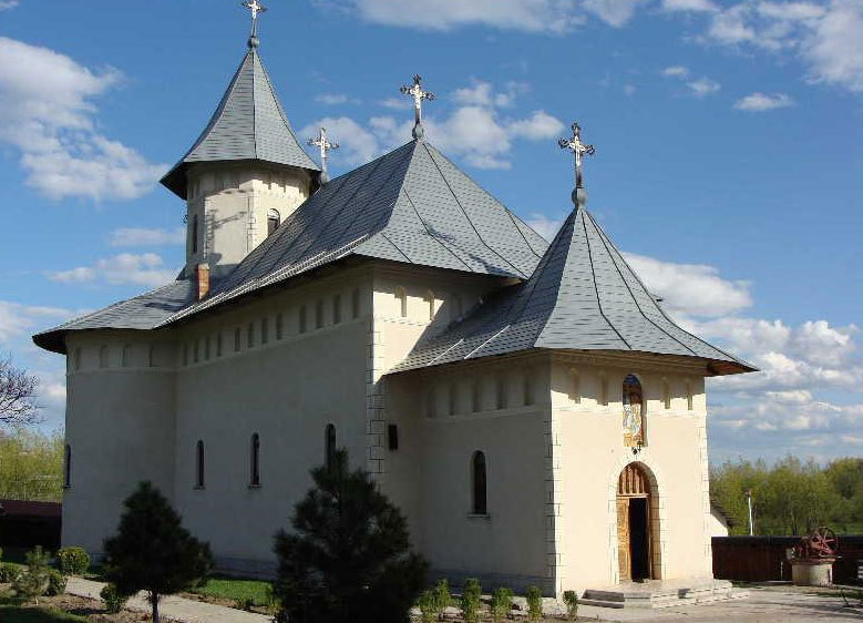 Manastirea Dumbravele