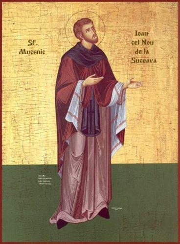Schitul Sfantul Ioan cel Nou