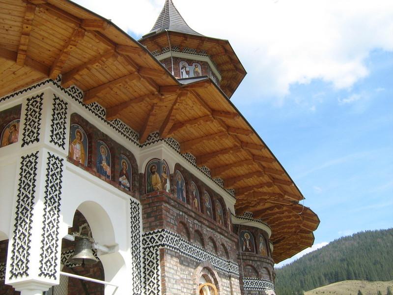 Manastirea Ciocanesti (Schitul Suhard)