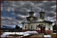 Manastirea Inaltarea Domnului - Mestecanis