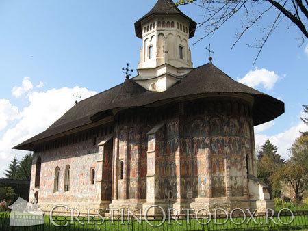 Manastirea Moldovita - Vatra Moldovitei