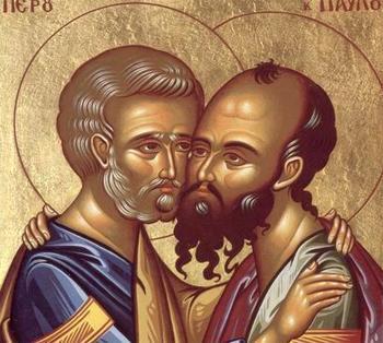 Manastirea Sfintii Apostoli Petru si Pavel