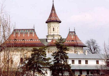 Manastirea Sfantul Ioan cel Nou - Suceava