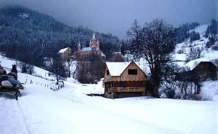 Manastirea Ilva Mare