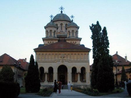 "Catedrala Arhiepiscopala Alba lulia sau ""Catedrala Reintregirii"""