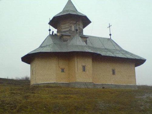 Manastirea Cergaul Mic