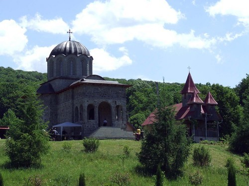 Manastirea Casva