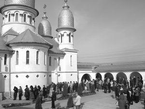 Manastirea Buna Vestire - Oradea