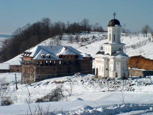 Manastirea Habra