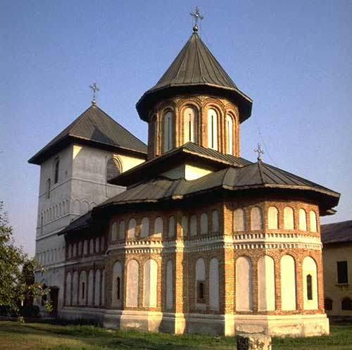 Manastirea Jitianu