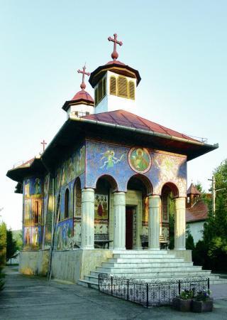 Manastirea Izvorul Miron