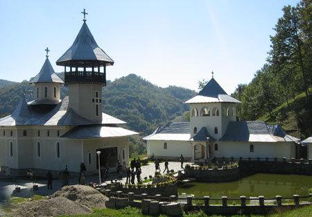 Manastirea Crisan-Vaca