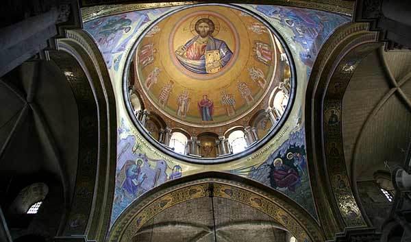 Biserica Sfantului Mormant - Cupola Invierii