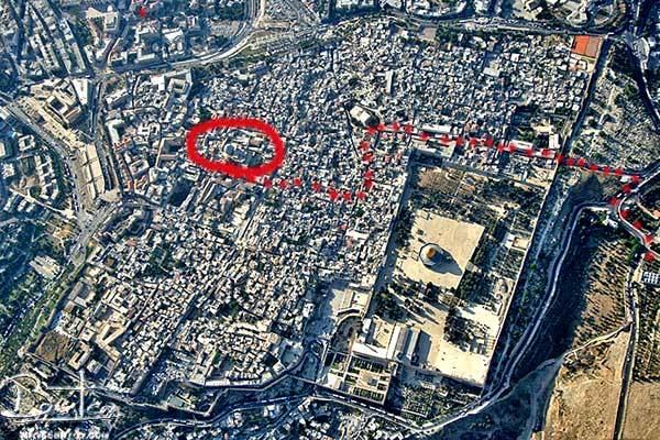 Biserica Sfantului Mormant - Ierusalimul