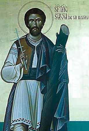 Sfantul Mucenic Sava de la Buzau; Denia Acatistului Bunei Vestiri