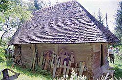 Biserica Adormirea Maicii Domnului - Valea Seman - Urlati