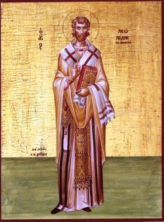 Sfantul Leonida