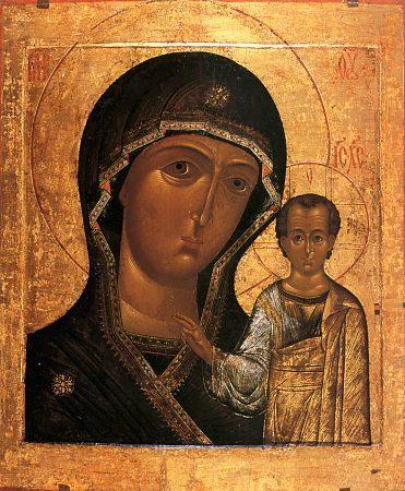 Icoana Maicii Domnului din Kazan