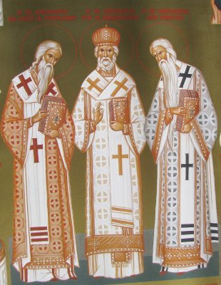 Sfintii Ierarhi Marturisitori Ilie Iorest, Sava Brancovici si Iosif din Maramures; Sfintii Mucenici Pasicrat si Valentin de la Durostorum