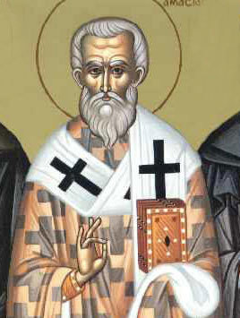 Sfantul Mucenic Vasile, Episcopul Amasiei; Sfintii Mucenici Chiril, Chindeu si Tasie din Axiopolis