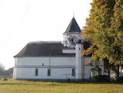 Biserica Sfantul Nicolae din Fagaras - Brancoveneasca