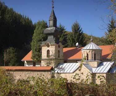 Manastirea Tronosa