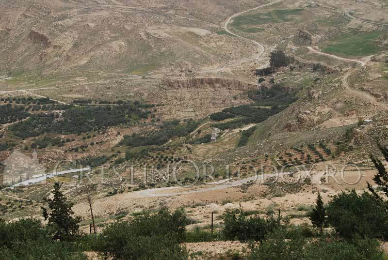 Muntele Nebo - Iordania