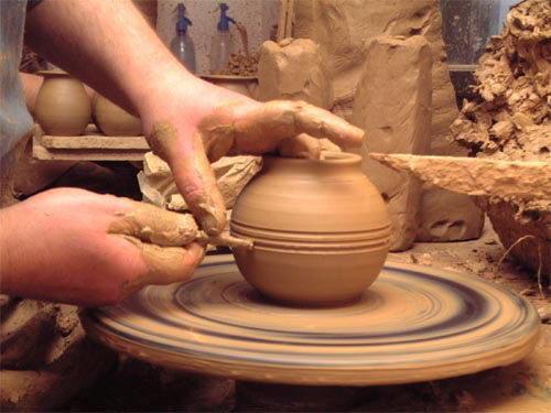 Mestesuguri traditionale - Olaritul