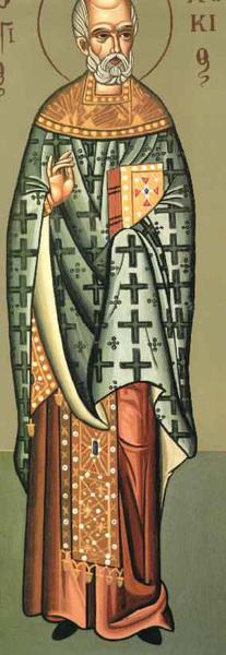 Sfantul Mucenic Mochie