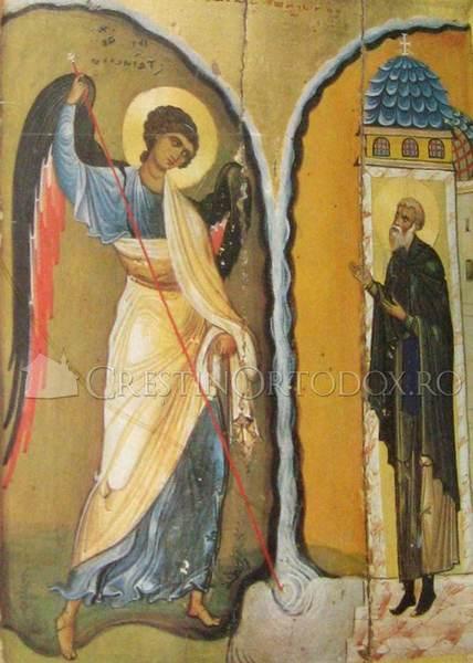 Manastirea Filoteu - Minunea din Colose