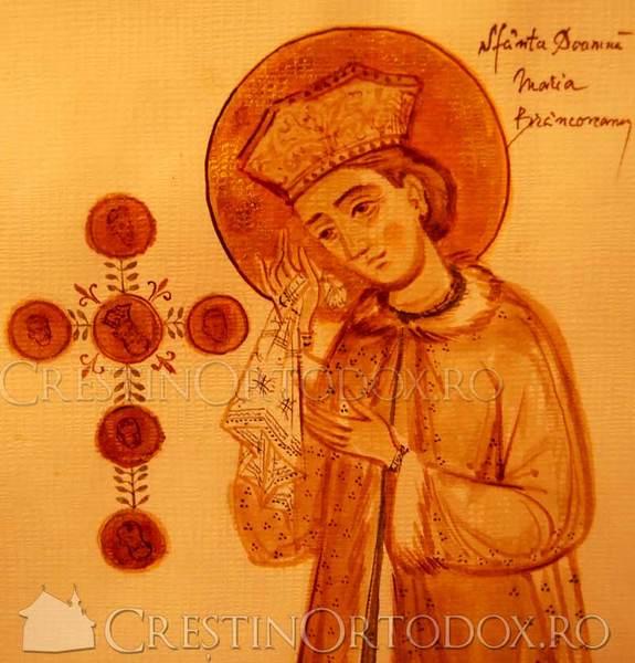 Sfanta Doamna Maria Brancoveanu