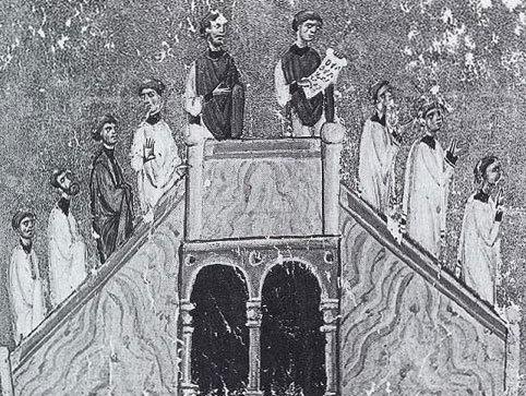 Cele mai vechi cantari ortodoxe