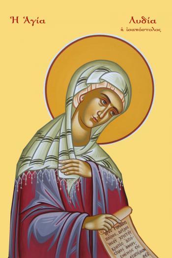 Sfanta Lidia; Sfantul Mucenic Talaleu