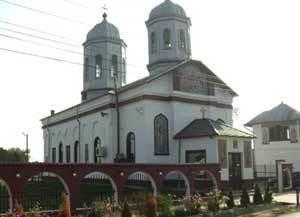 Biserica Adormirea Maicii Domnului - Sintesti