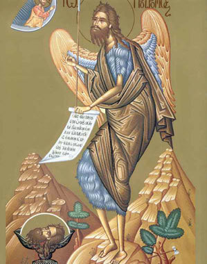 Odovania praznicului Inaltarii Domnului; A treia aflare a Capului Sfantului Ioan Botezatorul