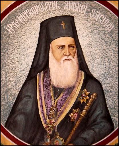 Mitropolitul Andrei Saguna