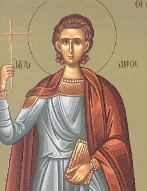 Harti. Lasatul secului pentru Postul Sfintilor Petru si Pavel; Sfantul Mucenic Iulian din Cilicia