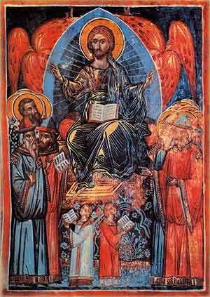 Icoane inedite - Icoane bizantine cu psalti