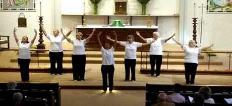 Dansul liturgic - o perspectiva ortodoxa