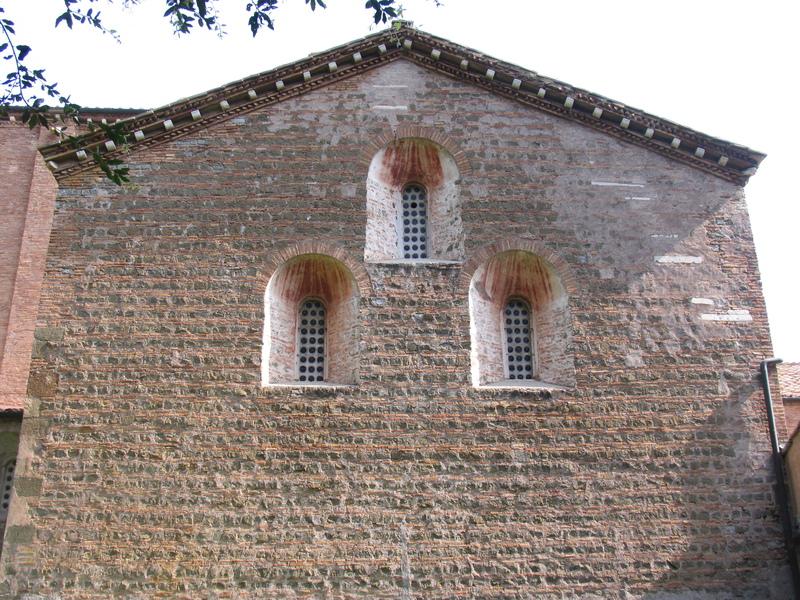 Tre Fontane - locul martiriului Sfantului Pavel