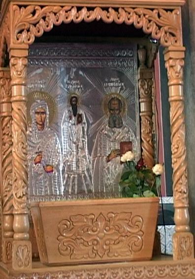 Biserici cu Sfinte Moaste din Bucuresti