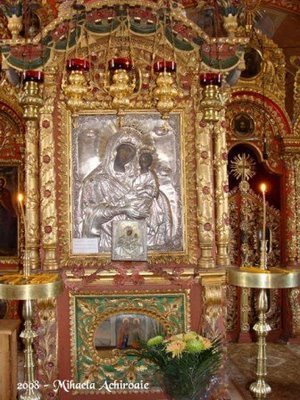 Biserici cu icoane Facatoare de Minuni din Romania