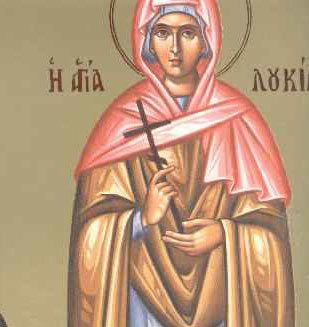 Sfanta Lucia