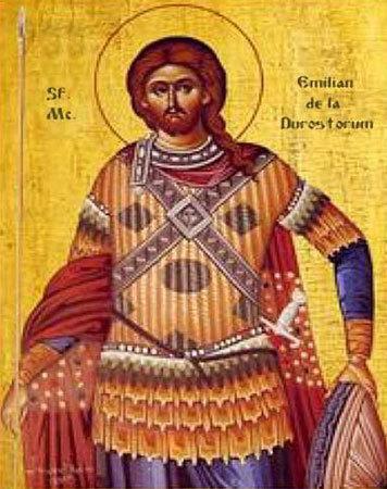 Sfantul Emilian de la Durostor; Sfantul Cuvios Pamvo