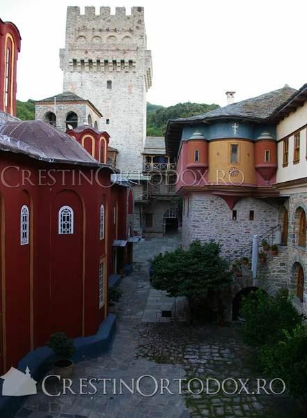 Manastirea Karakalu - Athos