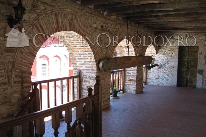 Sfantul Munte Athos - Manastirea Cutlumus