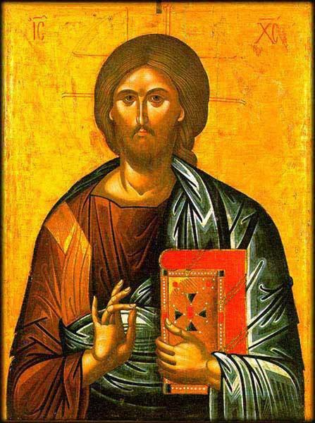 Manastirea Dionisiu - Icoana Imparateasca