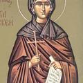 Sfanta Parascheva din Roma