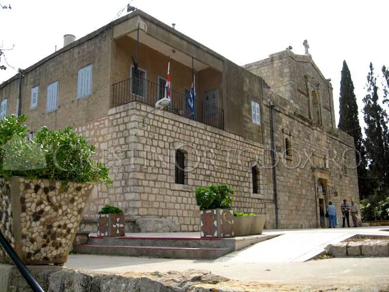 Biserica de pe Muntele Tabor